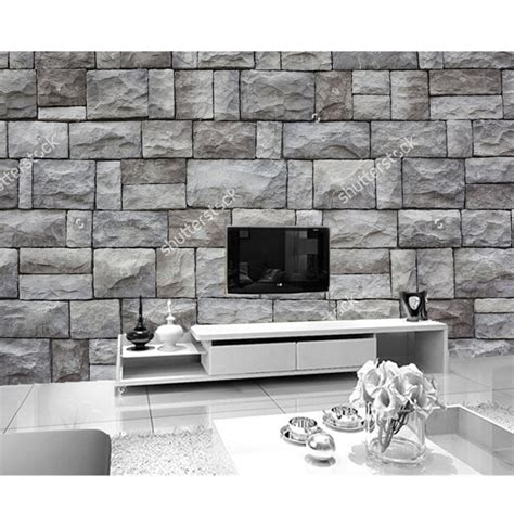 3d Wallpaper Texture For Bedroom by Custom 3d Stereoscopic Wallpaper 3d Texture