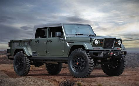 2019 Jeep Wrangler Pickup; Redesign, New Engines Ausi