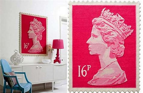 Postage Stamp Rug Collection, Colorful Wool Rugs From