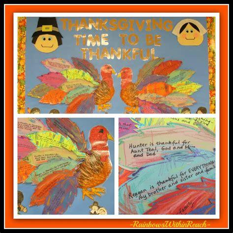 november  thanksgiving bulletin boards
