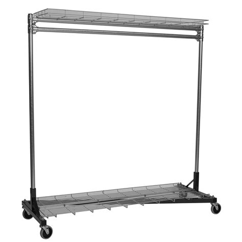 48 inch heavy duty z rack clothing rack in clothing racks