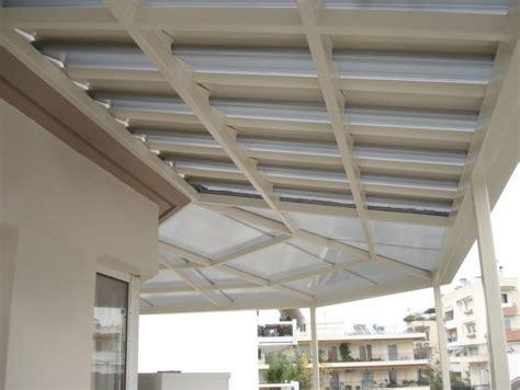 toiture pour veranda en polycarbonate tole bac acier imitation ardoise