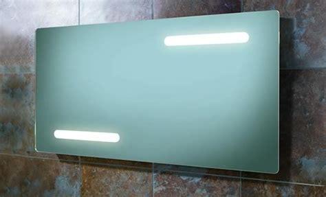 Aspina Backlit Steam Free Mirror By Hib