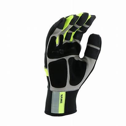 Gloves Hi Vis Winter Waterproof Dex Chester