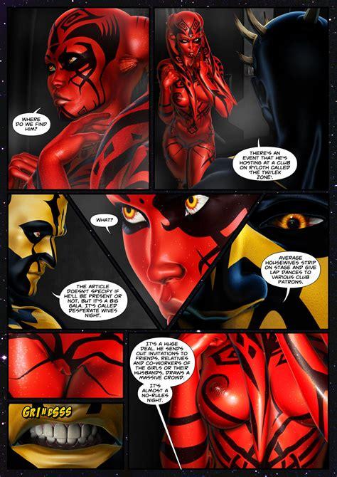 Darthhell Talon X 2 Star Wars Porn Comics Galleries