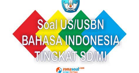 Surat yang tidak mempunyai kepala surat adalah surat. Soal Ujian Us/Usbn Bahasa Indonesia Kelas 6 Dan Kunci ...
