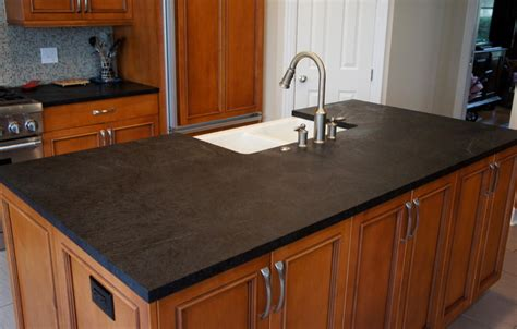 soapstone counters theyre long lasting stay clean  kitchen deserves
