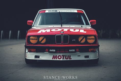 Reimagining Our Bmw E28 M5 Group A Tribute Car In Motul