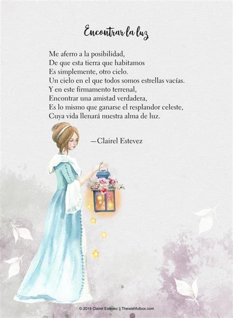 encontrar la luz poemas palabras poesias hermosas de
