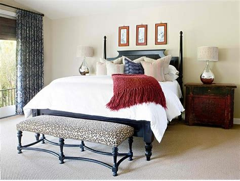 15 Lovely Bedroom Ideas With Leopard Accents Interior