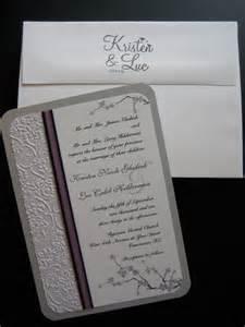 wedding invitations diy diy