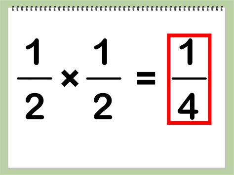 How To Multiply Fractions 10 Steps (with Pictures