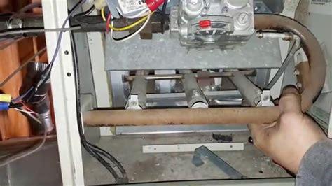 lazy pilot furnace won t stay lit small