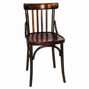 Chaise Bistrot Bois : chaise bistrot lip bois chaises pinterest chaise bistrot chaises et bois ~ Teatrodelosmanantiales.com Idées de Décoration