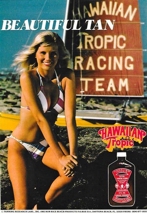 1982 magazine 1960s tanning 1980s seventeen issue sunshine advertising let flashbak worth