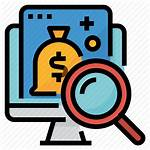 Icon Financial Management Audit Business Icons Services