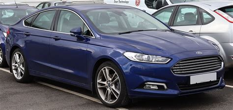 Ford Mondeo (fourth Generation)