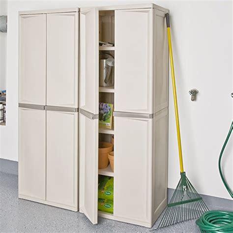 sterilite 4 shelf utility storage cabinet white best sterilite 01428501 4 shelf cabinet with putty handles