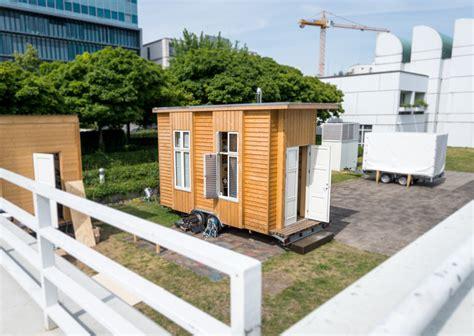 Tiny Häuser Ausstellung by Tiny House Wie Mini H 228 User Raumnot Lindern K 246 Nnten Haus