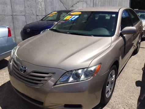 Toyota Yonkers by 2009 Toyota Camry Le 4dr Sedan 5a In Yonkers Ny Deleon