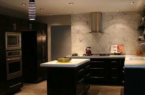 how to install a backsplash in the kitchen contemporary espresso kitchen contemporary by 9752