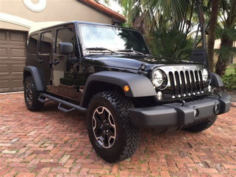 2014 Jeep Wrangler Unlimited Sport by 2014 Jeep Wrangler Unlimited Sport 4x4 Dual Tops Hitch