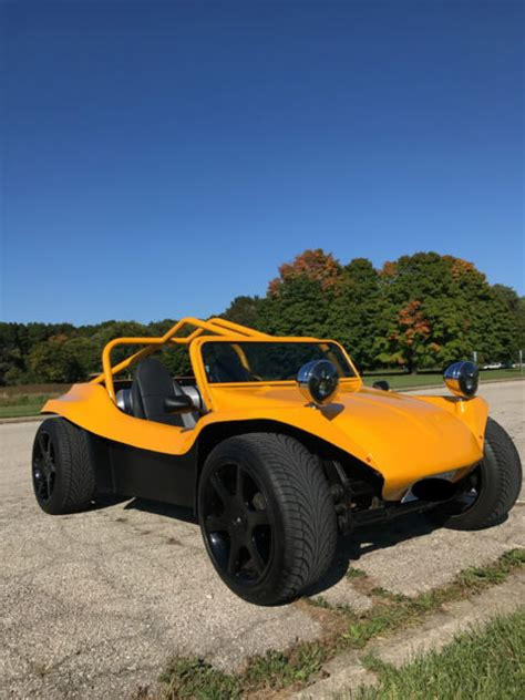 vw dune buggy  electronic fuel injection hot rod