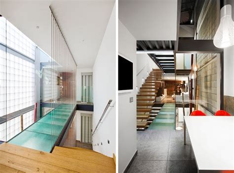 12 Foot Narrow House In Barcelona   iDesignArch   Interior