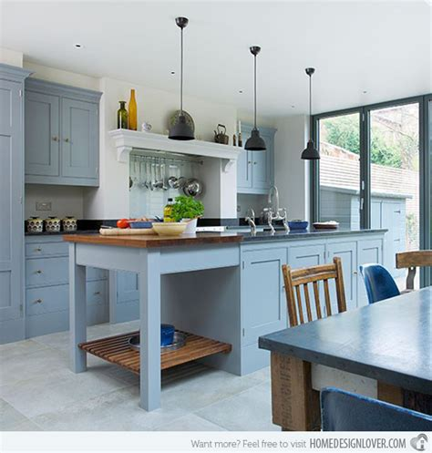 small kitchens with islands designs 16 nicely painted kitchen cabinets home design lover