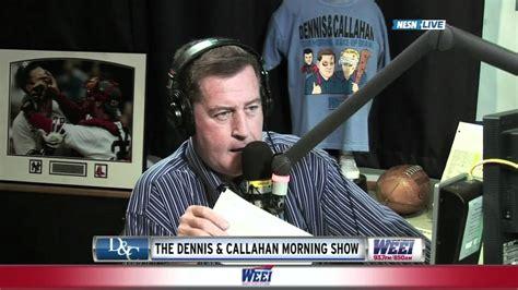 Dennis & Callahan Recall September 11th, 2001