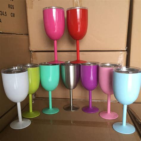 Sip in style with custom tumblers in bulk. 2019 Wholesale Swig Mugs 304 Stainless Steel Wine Milk ...