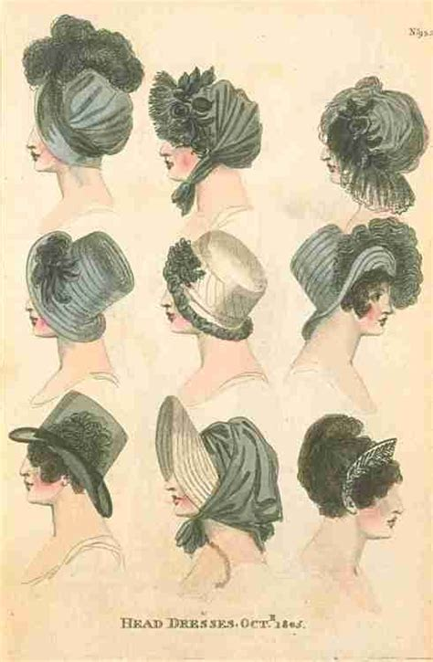 hair styles 17 best images about 1800 1809 hats hair styles on 1809