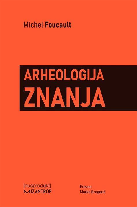 Arheologija znanja - Mizantrop