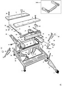 Black and Decker Workmate Parts