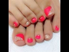 10 Easy Nail Art Designs for Beginners for toes..part2 ...