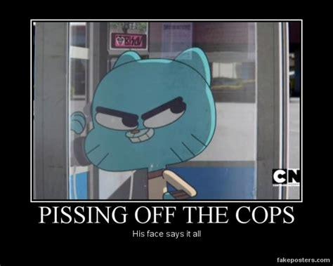 Amazing World Of Gumball Meme - gumball watterson meme 4 the amazing world of gumball know your meme