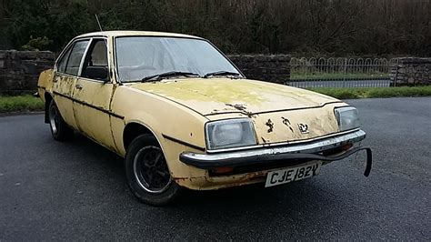 1980 mk1 vauxhall cavalier gl retro rides