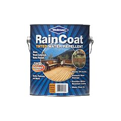 Wolman Raincoat Deck Stain by Wolman Raincoat 174 Tinted Water Repellent Water Base