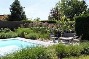 amenagement abords de piscines et spas home exterieur With nice amenagement petit jardin avec piscine 3 nos realisations de jardin et amenagement dexterieur en