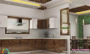 interior design kitchen room dining kitchen living room interior designs kerala home design and floor plans