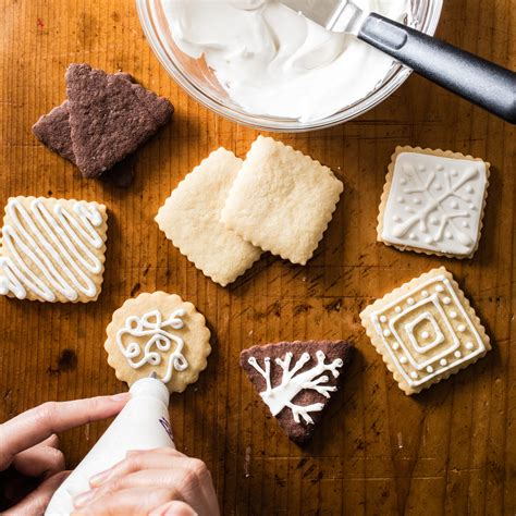 We have now placed twitpic in an archived state. Better Holiday Sugar Cookies   Cook's Illustrated