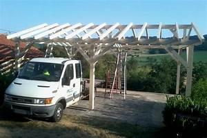 Abri Camping Car Bois : abri camping car bois ~ Dailycaller-alerts.com Idées de Décoration