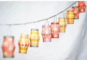 Mini Laternen Basteln : mini lampions handmade kultur ~ Lizthompson.info Haus und Dekorationen