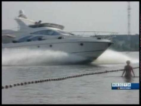 Yacht Accident by Accident Yacht Moscou 2010 By Yacht Club Fr Youtube