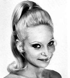 Early 70s Hairstyles by High Ponytail From The Early 70 S Vintage Hair