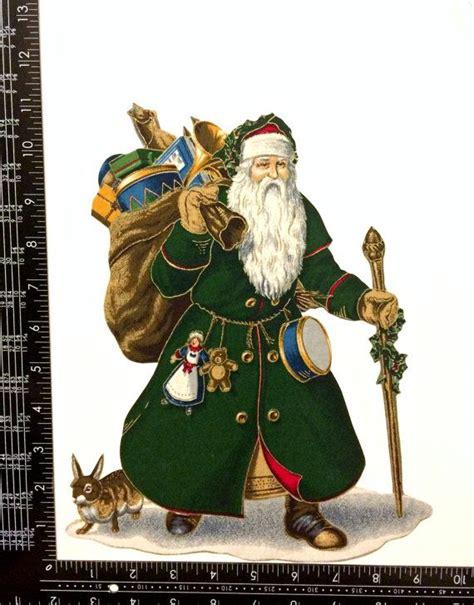 113 best santa suits images on pinterest papa noel