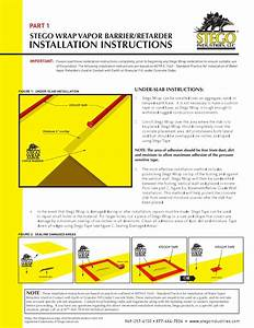 Stego Installation Instructions By Joe Marks