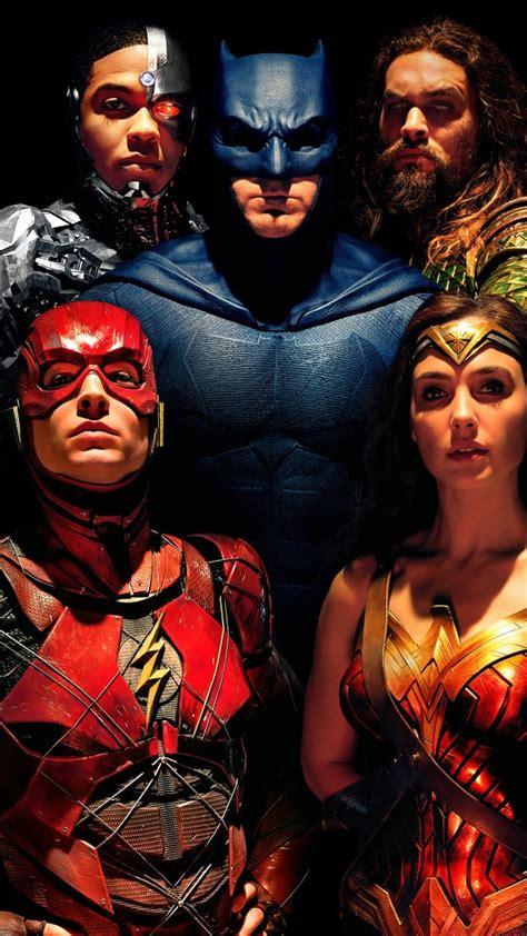 Wallpaper Justice League, Wonder Woman, Batman, The Flash