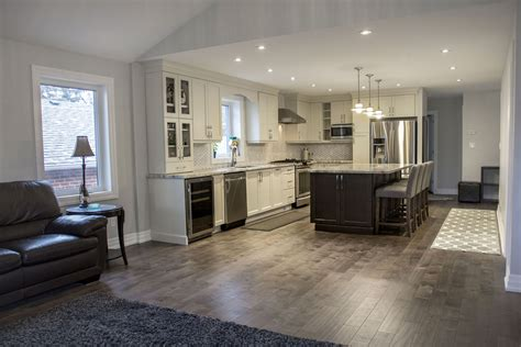 open concept living spaces toronto caledon mississauga