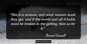 97 Select Quotes by Bernard Cornwell, The Author of The ...